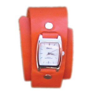 Orange Dean Watch
