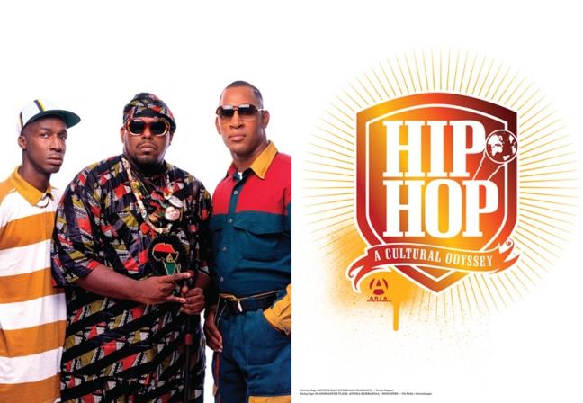 Hip-Hop: A Cultural Odyssey